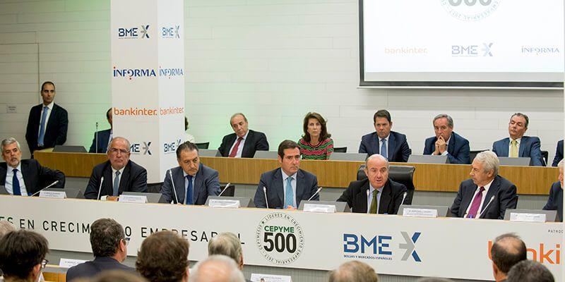 Veinte empresas castellano-manchegas, elegidas como ejemplo de crecimiento empresarial
