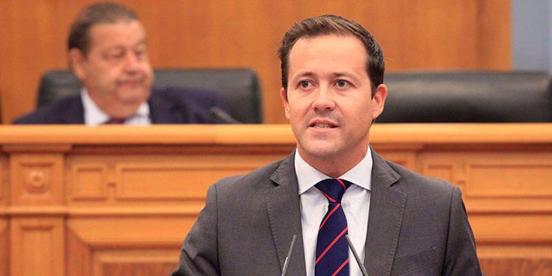 """Velázquez denuncia que al Gobierno Page-Podemos solo le preocupa su """"salud económica"""", lo único que ha primado en las negociaciones del presupuesto de 2017"""