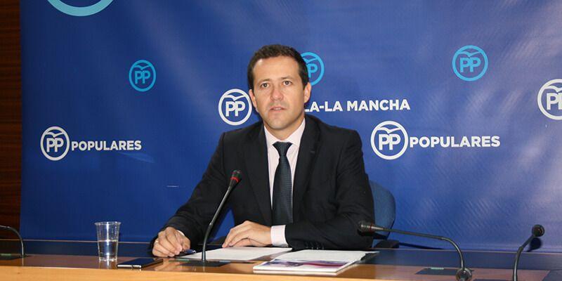 """Velázquez denuncia que las cuentas de 2018 suponen una verdadera """"mentira y estafa"""" a los castellano-manchegos"""