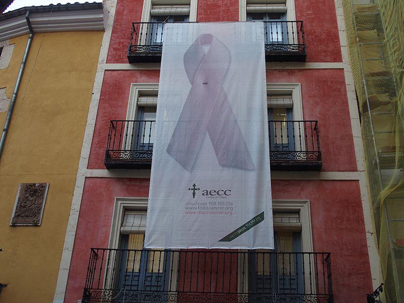 El Ayuntamiento de Cuenca se suma al Día Internacional contra el Cáncer de Mama