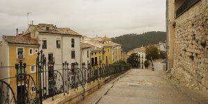 El Ayuntamiento de Cuenca indemniza a una señora con mil euros debido a una alcantarilla rota