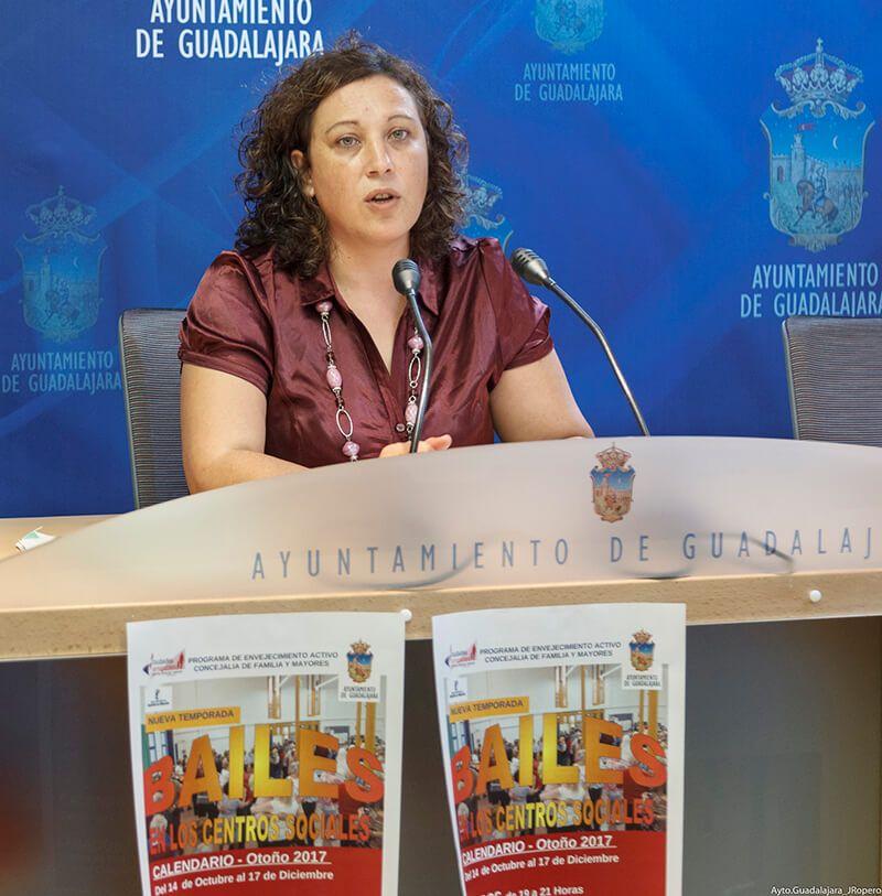 El Ayuntamiento de Guadalajara presenta los cursos de otoño del programa de envejecimiento saludable