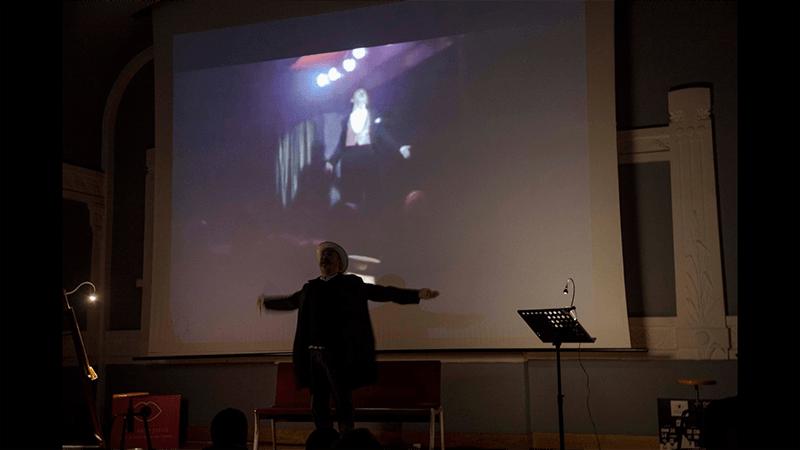 Un espectáculo vídeo poético abre este jueves en Cuenca el festival Poesía para náufragos
