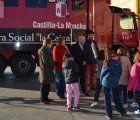 Alumnos del CEIP 'Virgen de la Soledad' de Fontanar conocen el funcionamiento y la utilidad del teléfono de emergencias 1-1-2