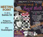 Guadalajara rendirá homenaje a Ángel Nieto el 25 de Noviembre en el Palacio del Infantado
