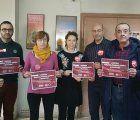 CCOO y UGT se concentrarán frente a la Subdelegación del Gobierno de Cuenca pidiendo mejoras salariales