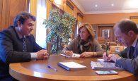 CEOE Cuenca informa a la Subdelegada del Gobierno de los trabajos del SSPA