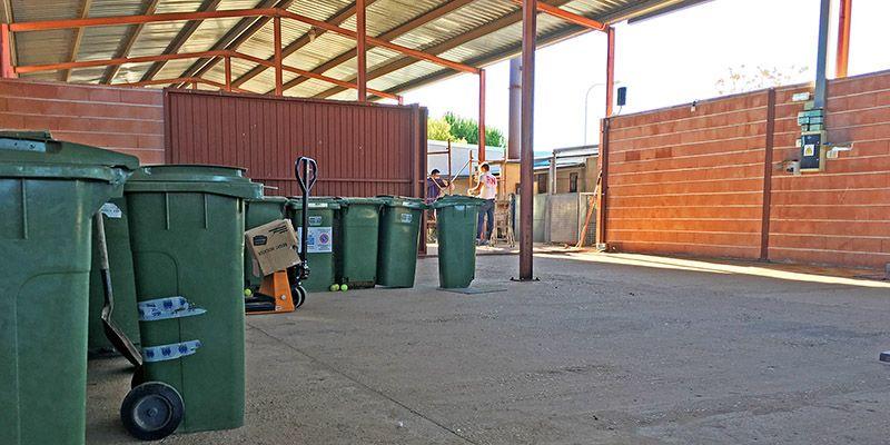 Comienzan las obras de mejora en el núcleo zoológico Hogar Amigo con una inversión de 50.000 euros en nuevas instalaciones