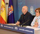 Diputación de Guadalajara destina importantes ayudas a los resineros y a los autónomos del pequeño comercio