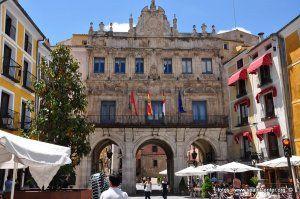 El Ayuntamiento de Cuenca invertirá un millón doscientos mil euros en mantener y mejorar viales y zonas verdes
