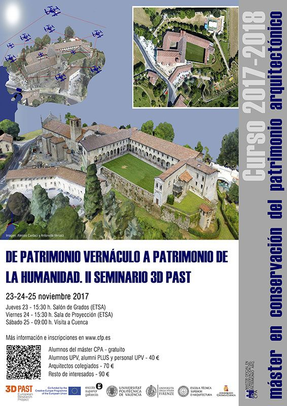 El consorcio de la ciudad de cuenca colabora con el master for Universidad valencia master