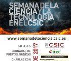 El IREC programa talleres y conferencias para celebrar la Semana de la Ciencia del 20 al 24 de noviembre