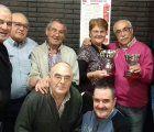 José Jódar y Mariví Leyva hacen historia al ganar el 35º Campeonato Provincial de Mus de Guadalajara
