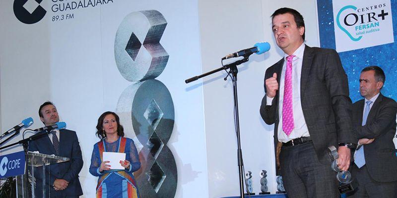La Junta agradece a la COPE la entrega del Premio de Medio Ambiente por la apertura de los centros de interpretación de los espacios naturales