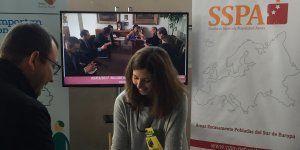 La SSPA participa en la I Feria Nacional para la Repoblación de la España Vacía intercambiando experiencias en la lucha contra la despoblación