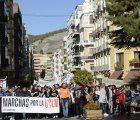 Los estudiantes de la UCLM marchan por una financiación adecuada