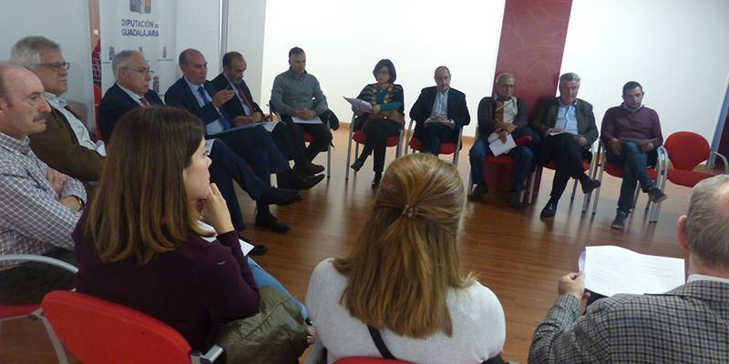 Nueva reunión de trabajo para seguir avanzando unidos en la ruta del viaje a la Alcarria y El río que nos lleva