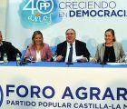 Tirado anuncia que el foro que va a celebrar el Partido Popular de Educación se celebrará en Guadalajara