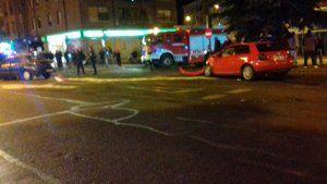 Un choque entre dos coches en Cuenca provoca cinco heridos (1)