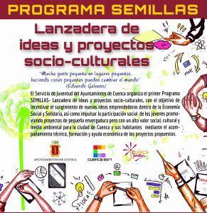 Cuenca selecciona los 15 proyectos del primer programa municipal 'Semillas' para jóvenes emprendedores
