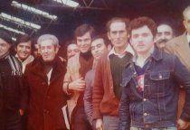 40º aniversario de las Comisiones Obreras de Mota del Cuervo
