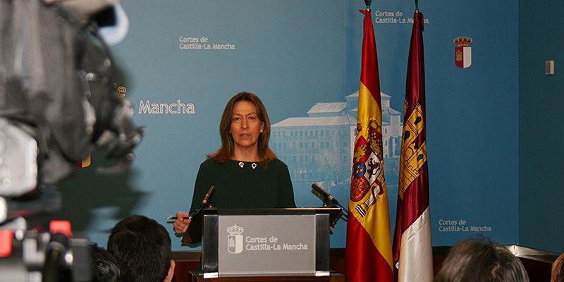 Ana Guarinos exige a Page hechos y no más anuncios en relación con el Plan Estratégico del Corredor del Henares