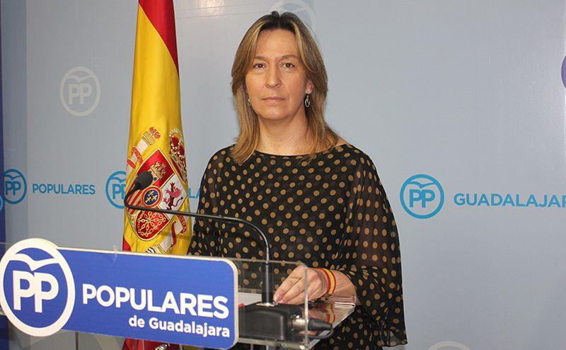 """Ana Guarinos """"Los presupuestos de Page y Podemos no defienden el interés general de la región sino mantener en el poder a los dos partidos que perdieron las elecciones"""""""