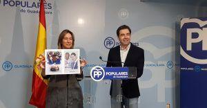 Ana Guarinos y Lorenzo Robisco hacen balance del año 2017 con el bipartito Page-Podemos