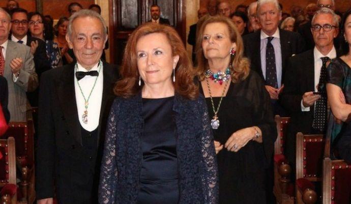 Aurora Egido, de Molina de Aragón, hace historia en la Real Academia de la Lengua