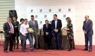 Prieto agradece y reconoce la gran labor de la ONCE en Cuenca