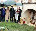 Caja Rural Castilla-La Mancha inaugura su tradicional Belén