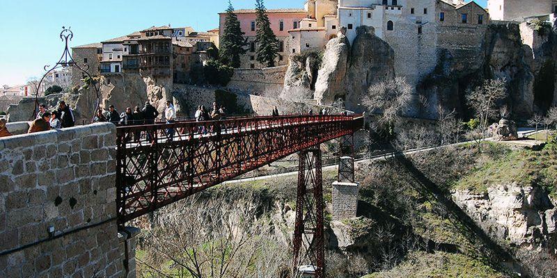 Castilla-La Mancha registra el segundo mejor dato de ocupación hotelera para un mes de noviembre, con más de 163.000 viajeros y 285.000 pernoctaciones