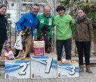 Celebrada con éxito en Trillo una novedosa prueba de trail con perro