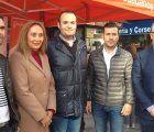 Ciudadanos Cuenca cierra mañana en Carretería su recogida de firmas por un aparcamiento gratuito en la estación del AVE