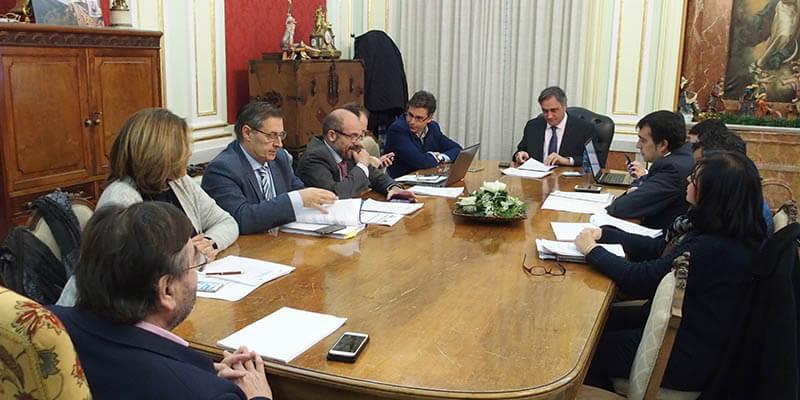El Ayuntamiento de Cuenca aprueba el anteproyecto para la construcción del parking de Astrana Marín
