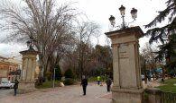 El Ayuntamiento de Guadalajara cierra los principales parques a causa del viento