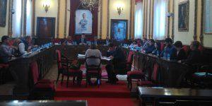 El Ayuntamiento de Guadalajara negociará con el Gobierno un plan integral para los Jardines del Infantado