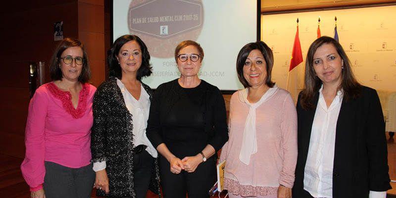 El Foro Técnico de profesionales, expertos y usuarios recoge experiencias y aportaciones para el nuevo Plan de Salud Mental de Castilla-La Mancha 2017-2025