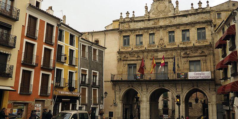 """El GMS critica que """"quedan muchos flecos"""" en el proyecto de cámaras en el Casco Antiguo de Cuenca"""