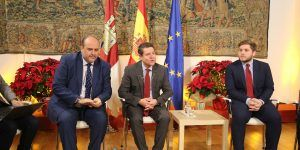 El gobierno regional aventura un crecimiento económico positivo para la región durante los próximos diez años