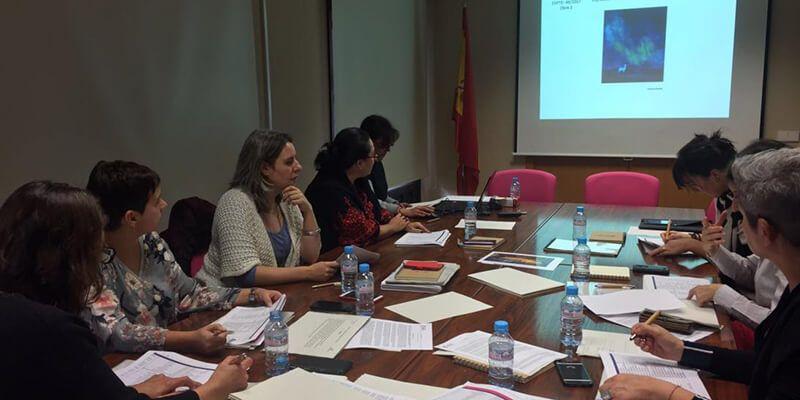 El Gobierno regional concederá a Ana Escribano, Gloria Santacruz y Ester Gandía los Premios Mujeres en el Arte 'Amalia Avia'