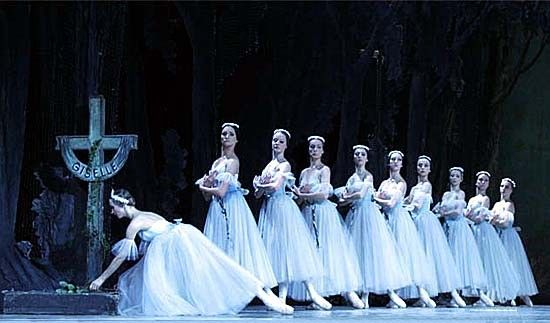 El jueves, 28 de diciembre, ballet en el Buero Vallejo