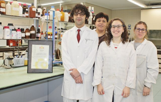 El Laboratorio de Caja Rural CLM mantiene su acreditación ENAC para el análisis de calidad de aceite de oliva