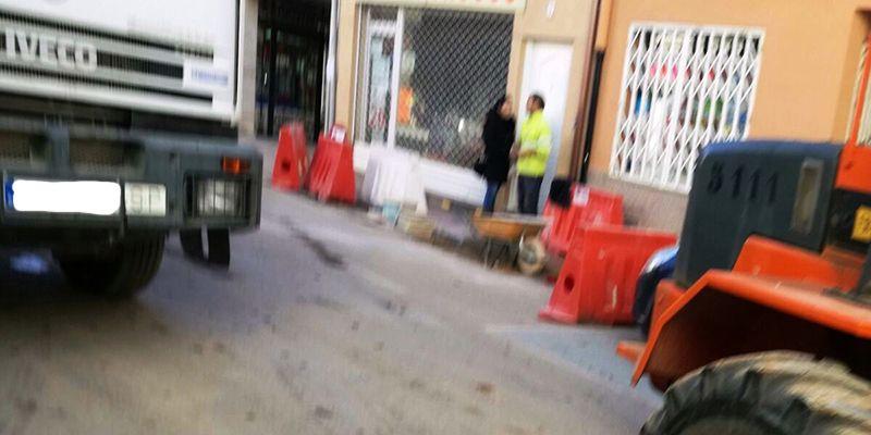 El PP denuncia la indignación de los comercios de Motilla del Palancar ante las obras del gas que está acometiendo el Ayuntamiento