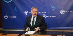 """El PP denuncia la manipulación """"obscena"""" de los informativos de CMM"""