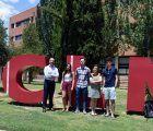 El Programa de Becas Santander-CRUE-CEPYME permitirá a más de 100 estudiantes de la UCLM hacer prácticas remuneradas