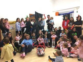 El taller de música del IES San José, más infantil que nunca