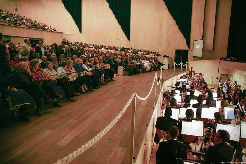 El Teatro Auditorio Buero Vallejo cumple 15 años