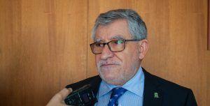Felpeto mantendrá un encuentro con la UCLM y la UAH la semana del 15 de enero para estudiar los planes estratégicos y redactar los contratos-programa