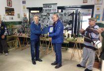 José Manuel Latre asiste al VIII Concurso Social de Canaricultura de El Casar